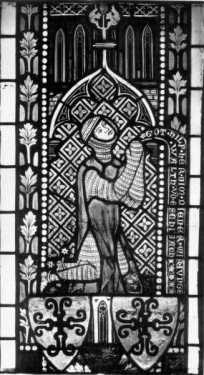 Walter IV von Eschenbach in Kappel am Albis and the Ogee Arch in the Upper Rhine